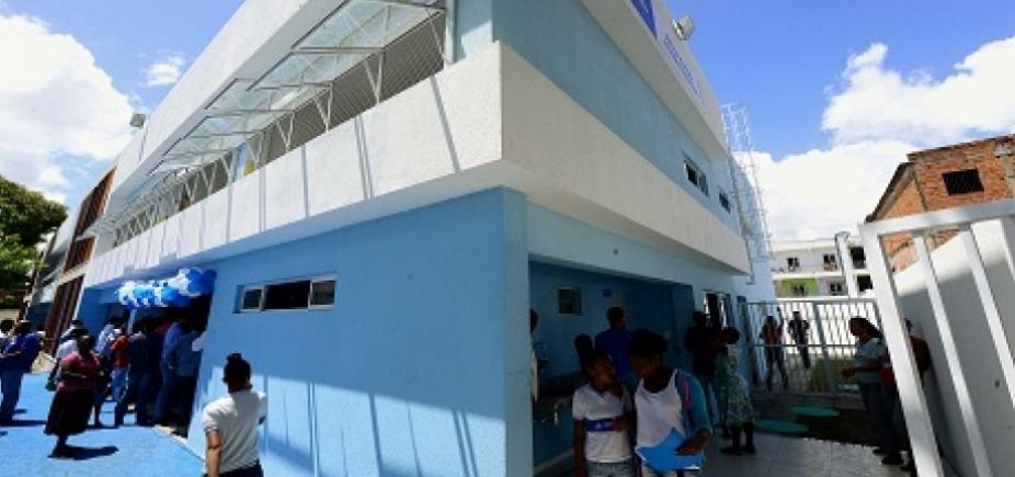 Com ivestimento de R$ 4 milhões, Subúrbio de Salvador recebe nova escola