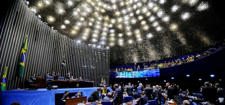 Senado aprova criação de fundo com recursos públicos para campanhas políticas