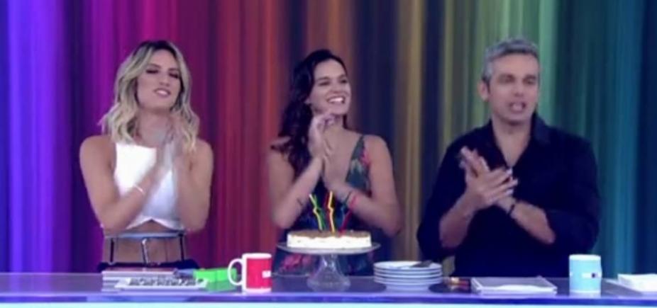 """Após sair da Globo, atriz revela limitações na emissora: \""""Eu era podada\"""""""