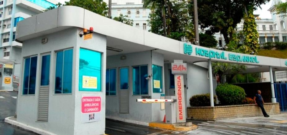 Juíza declara falência do Hospital Espanhol; bens serão leiloados