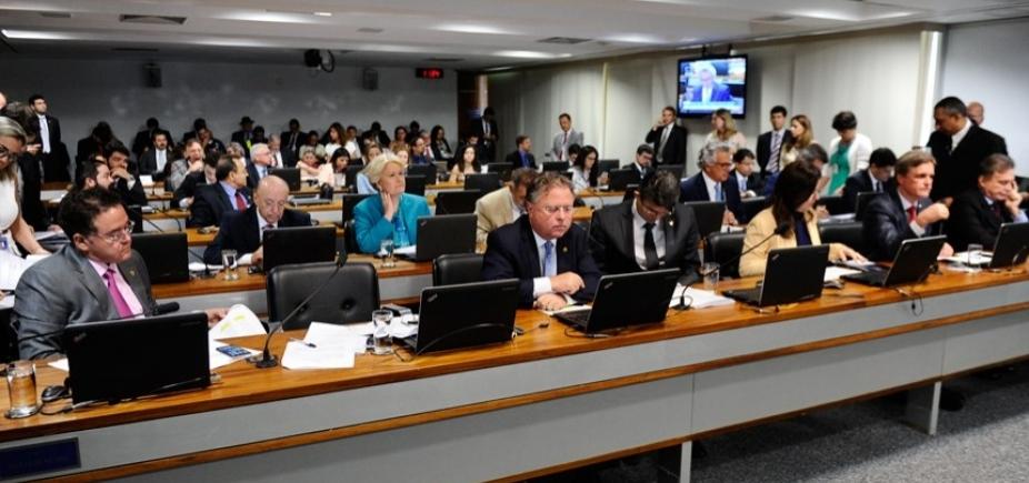 Senado adia votação de proposta sobre maioridade penal