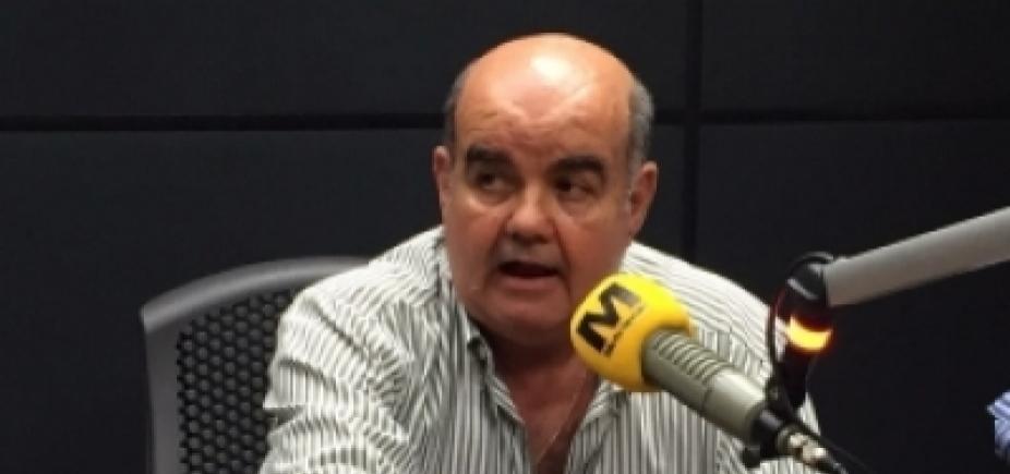 Ex-presidente do Vitória passa por cirurgia após sofrer infarto
