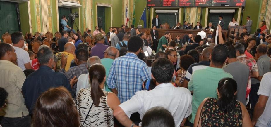 Com emendas, vereadores aprovam reajuste no IPTU de Salvador