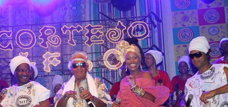 Carnaval2018: Cortejo Afro terá como tema música de Caetano Veloso