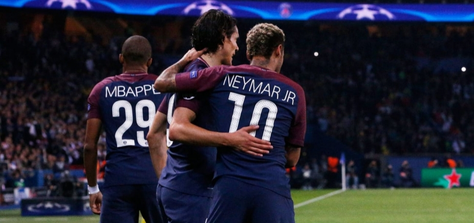 """Neymar nega atrito com Cavani: \""""Falaram demais\"""""""