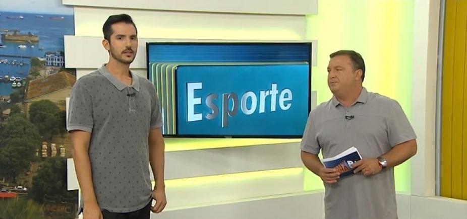 Copa do Brasil: TV Bahia substitui Galvão Bueno por dupla local e é criticada