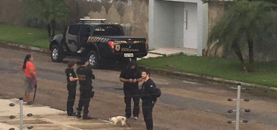 Filhos e enteados de Romero Jucá são alvos de operação da Polícia Federal