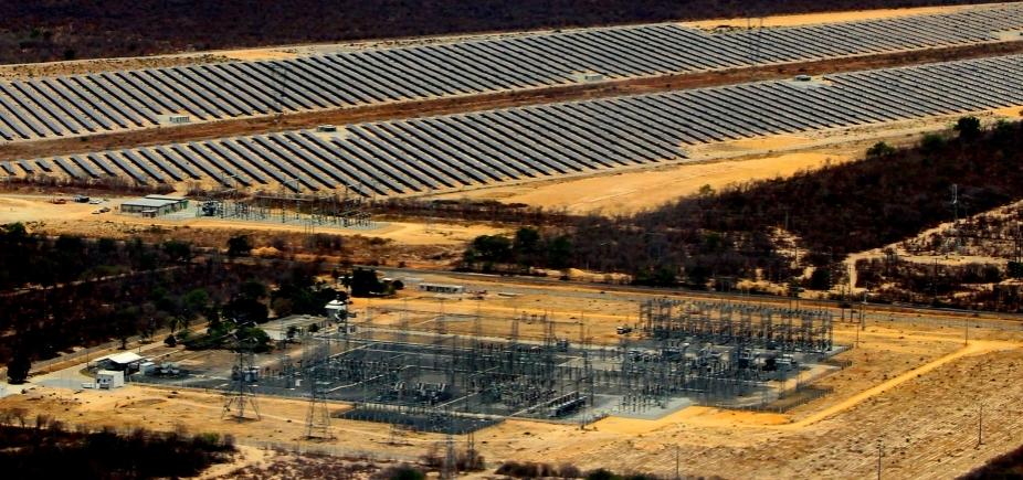Maior parque de energia solar do país é inaugurado no oeste da Bahia: ʹForte desenvolvimentoʹ