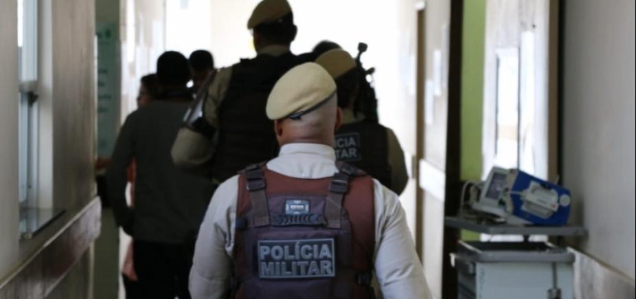 Policial militar é baleado durante assalto no Shopping Paralela