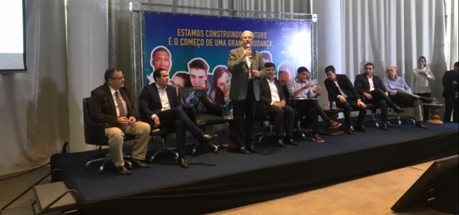 Imbassahy desconversa sobre ida para o PMDB e minimiza impopularidade de Temer