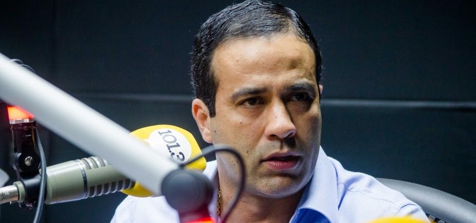 """Bruno Reis diz que Neto é favorito na eleição para governador: \""""Tenho convicção\"""""""