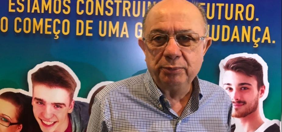 """José Ronaldo confirma conversa com Neto e admite: """"Tenho vontade de ser senador"""""""