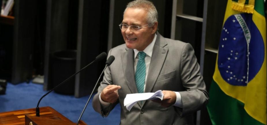 Renan Calheiros acusa Temer de manter negociações com Janot para salvar amigos