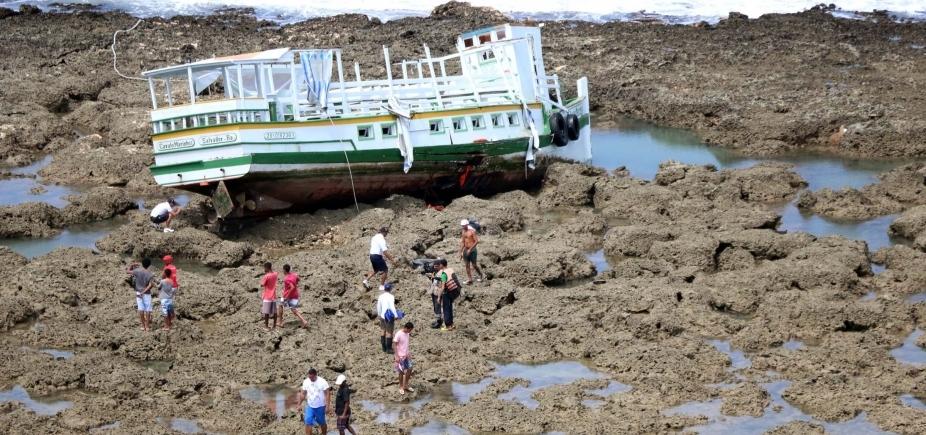 Acidente em Mar Grande: empresa responsável por lancha apresenta relatório ao Ministério Público