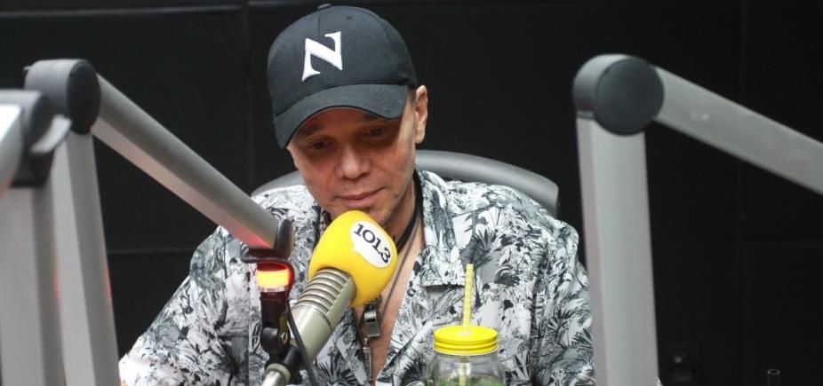 """Netinho nega que exista renovação no axé e avalia: """"O Axé morreu, faleceu"""""""