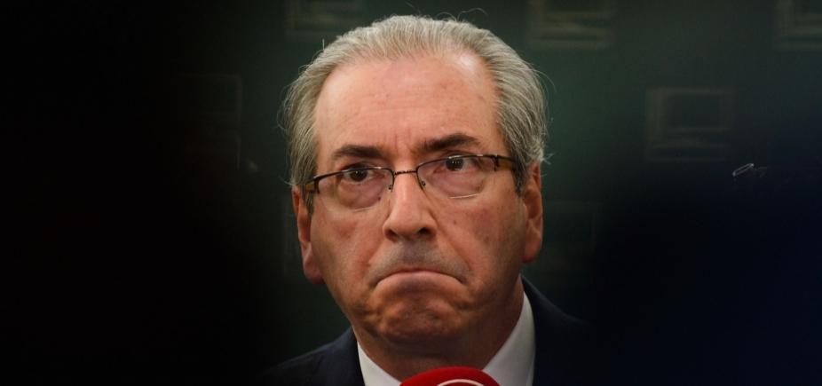 """Cunha diz ser odiado por Janot e critica Moro: """"Se acha o salvador da pátria"""""""