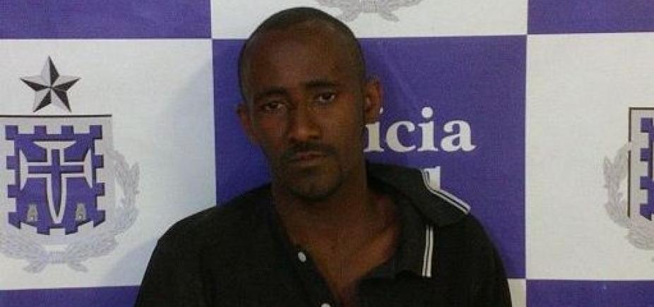 Homem é preso acusado de roubo no bairro da Calçada