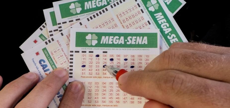 Acumulou! Mega-Sena pode pagar R$ 55 milhões em sorteio na próxima quarta