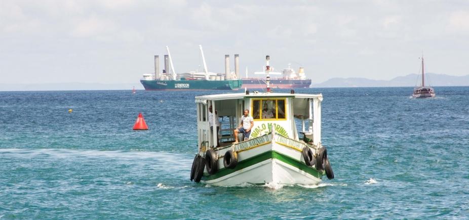 Lanchinha e Ferry-Boat: Travessias registram procura moderada neste domingo