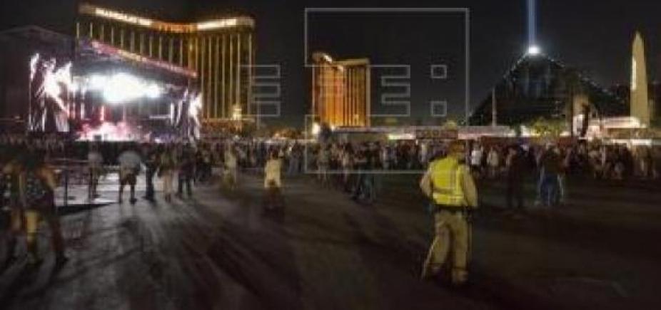 Las Vegas: tiroteio deixa pelos menos 50 mortos e 200 feridos
