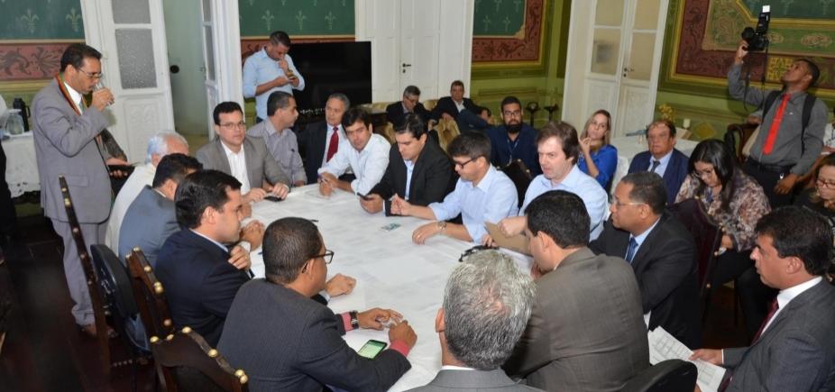 CMS: Colégio de Líderes define pauta de votação do mês de outubro