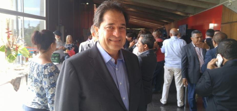 Alves avalia proposta de Centro de Convenções na Fonte Nova como boa: ʹTem que ser analisadaʹ