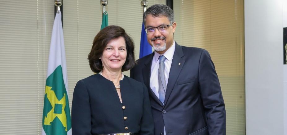 Fábio Conrado Loula é o novo procurador-chefe do MPF na Bahia