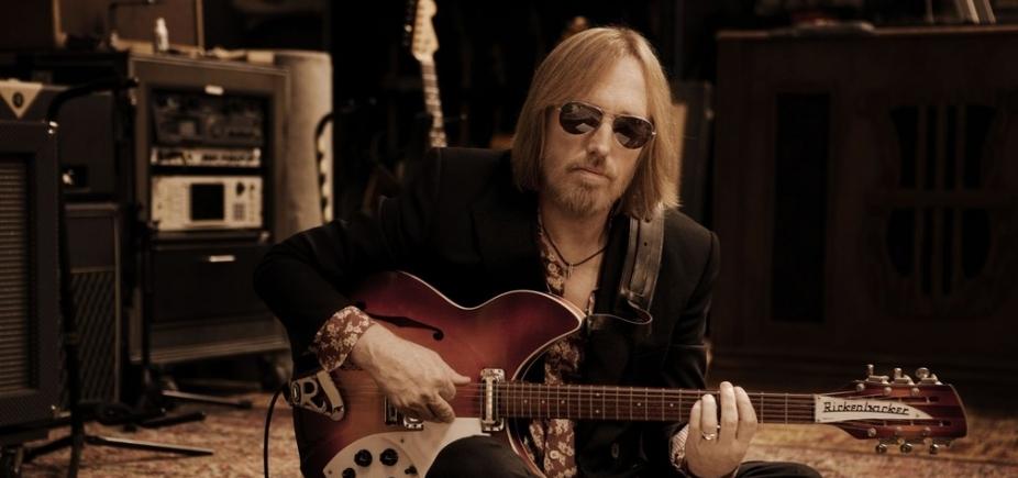Morre cantor americano Tom Petty aos 66 anos