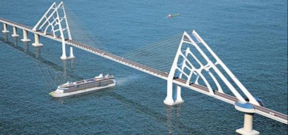 Obras da Ponte Salvador/Itaparica podem começar a qualquer momento, garante Rui