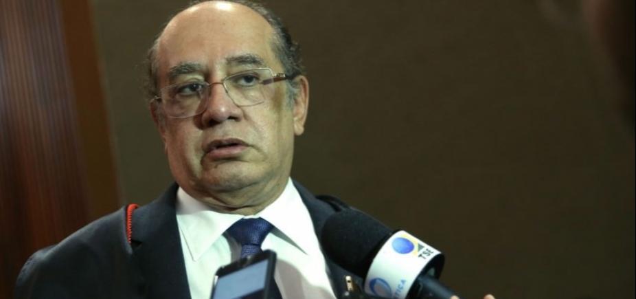 Ministros do STF ʹvão acabar nos Trapalhõesʹ, critica Gilmar Mendes