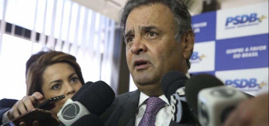 Fachin nega pedido de Aécio para suspender decisão que determinou seu afastamento