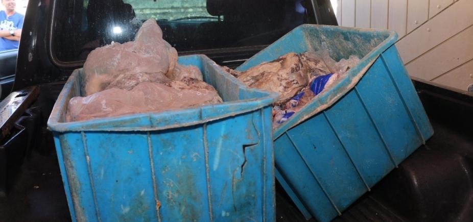 Mercado de carne clandestino é descoberto durante operação policial em Mont Serrat