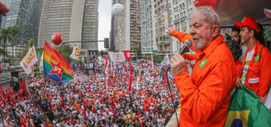 ʹLula não é mais só o Lula, Lula é uma ideiaʹ, dispara petista em evento no Rio