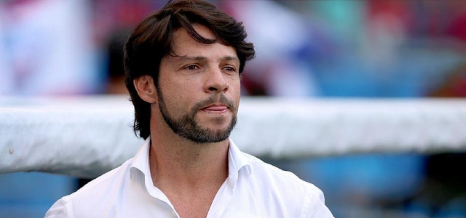 Preto Casagrande é demitido e não treina mais o Bahia
