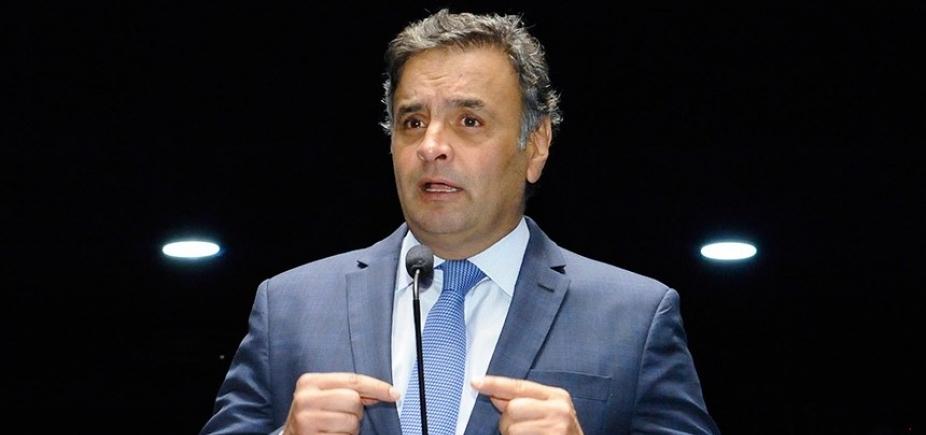 Dirigentes e deputados do PSDB pedem saída de Aécio da presidência do partido