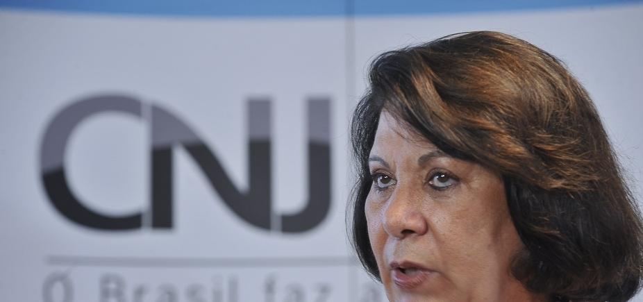"""Ex-ministra diz que Justiça baiana é """"defasada"""" e critica: """"Gente ganhando R$ 50 mil"""""""