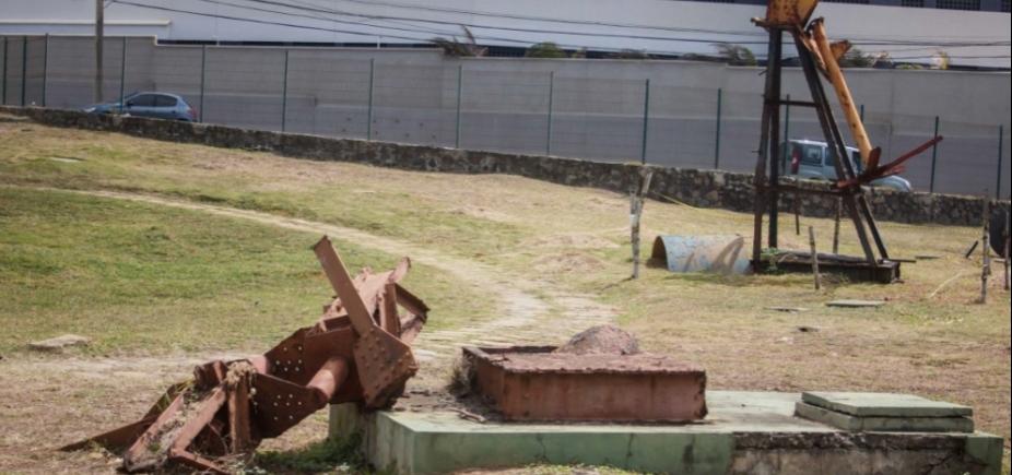 Reunião pode pôr fim a descaso com as obras de Mario Cravo em Pituaçu