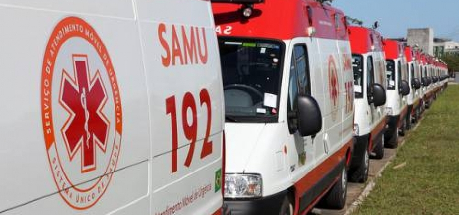Pedido de socorro ao Samu deve ser feito pelo 193 nesta quarta em Salvador