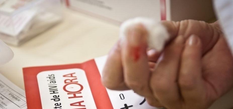 Salvador registra quase metade de casos de Aids da Bahia
