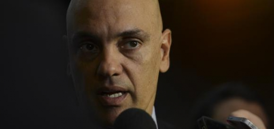 Ministro Alexandre de Moraes defende ʹlegislação mais duraʹ contra crime organizado