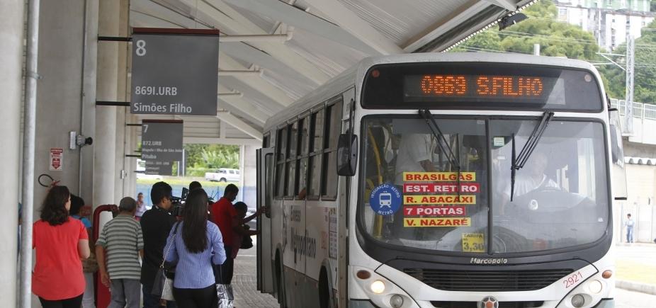 Pelo menos 21 mil estudantes estão fora da integração entre metrô e ônibus na RMS