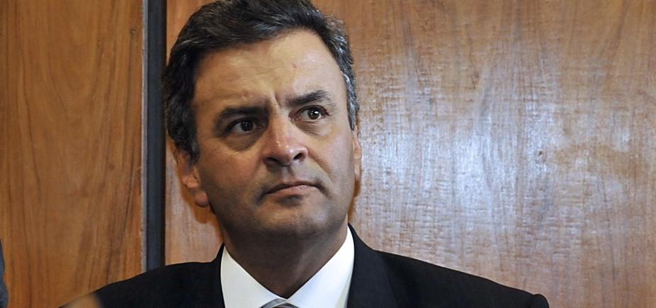Antes de deixar o cargo, ex-PGR Janot pediu quebra de sigilos bancário e fiscal de Aécio