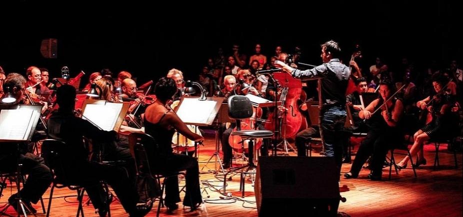 Osba comemora aniversário de 35 anos com concerto especial no TCA; veja