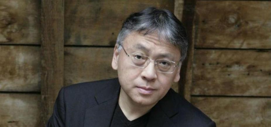 Escritor Kazuo Ishiguro ganha Prêmio Nobel de Literatura