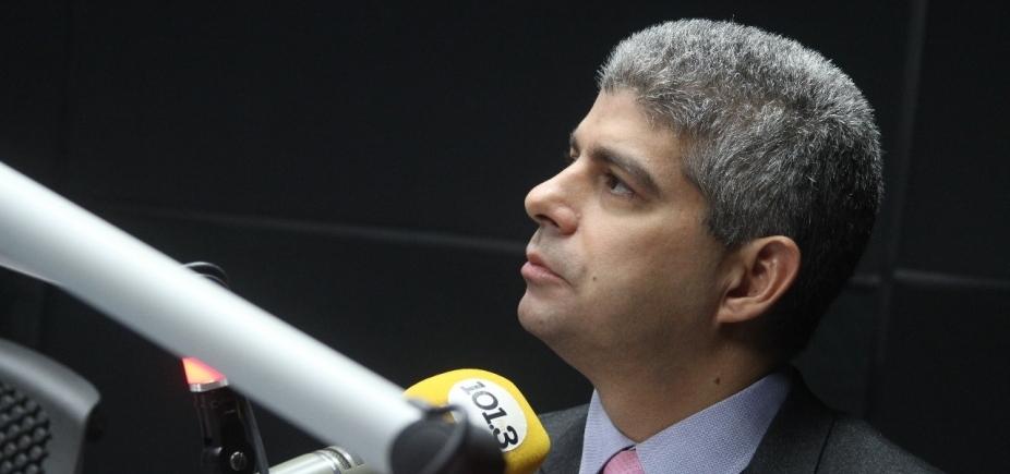 Maurício Barbosa reclama de discursos políticos e cobra ações efetivas para Segurança