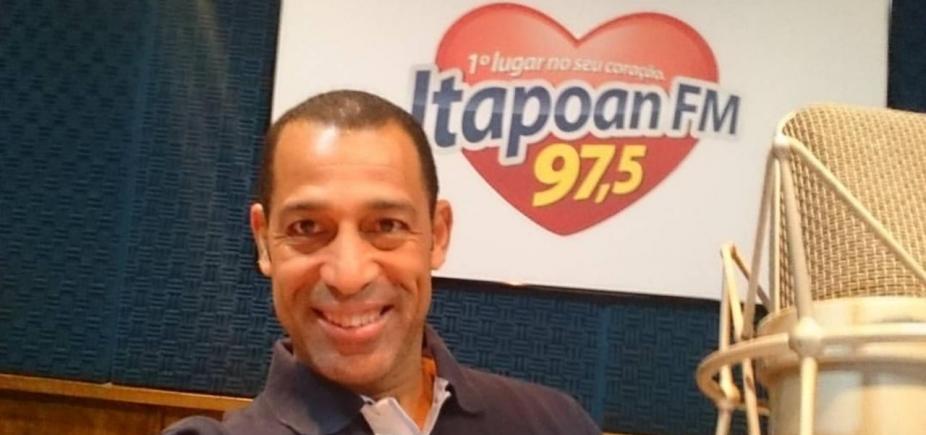 Recuperado, radialista Jeffinho retorna ao trabalho após ser baleado