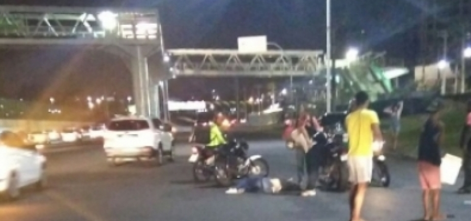 Motorista será indiciado por morte de passageira que pulou de ônibus em movimento