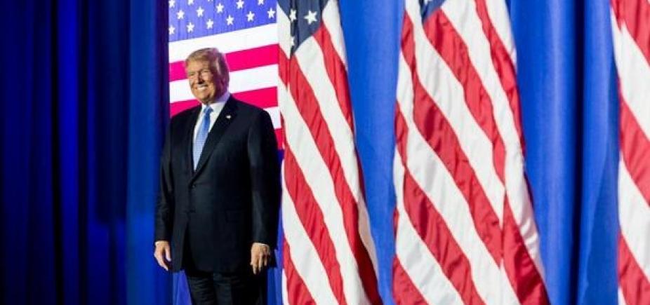 """Trump usa tom de ameaça contra Coreia do Norte: \""""Só uma coisa funcionará\"""""""