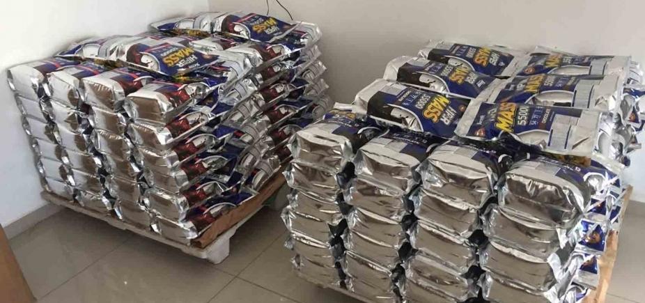 PF deflagra operação para combater fabricação clandestina de suplementos alimentares