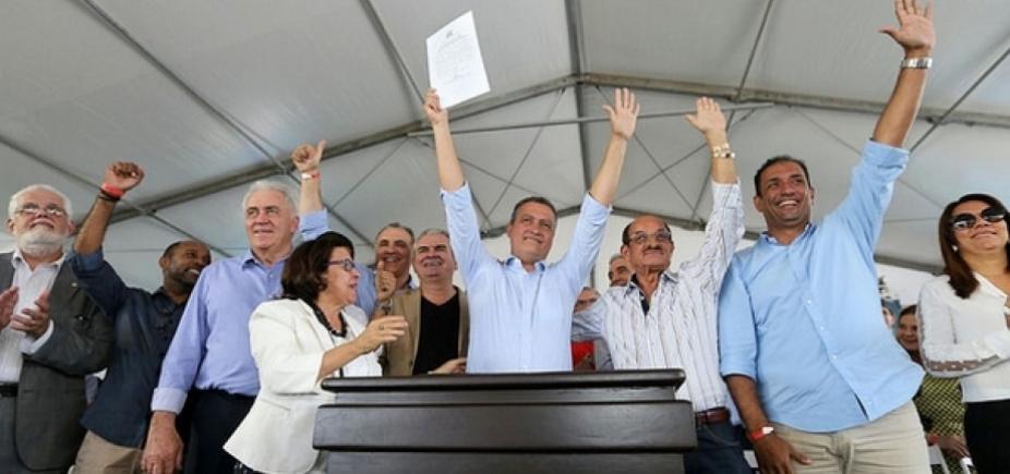 Contrato para duplicação da rodovia Ilhéus-Itabuna é assinado por Rui Costa